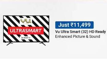 Vu ultra smart TV